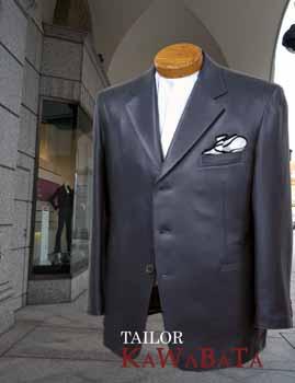 商品    ジャケットやパンツ等、色々とご注文に応じて仕立ております。